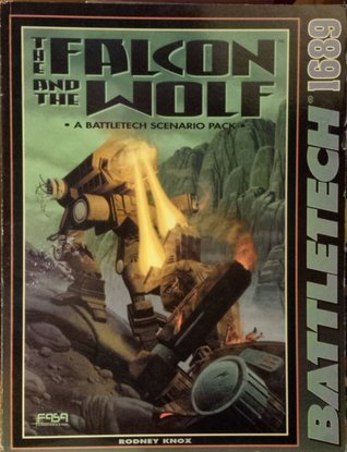 The Falcon And The Wolf: A Battletech Scenario Pack Rodney Knox