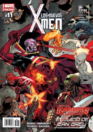 Los Nuevos X-Men 11 junto a los Guardianes de la Galaxia: El Juicio de Jean Grey, #2 (Los·Nuevos X·Men, #11)  by  Brian Michael Bendis