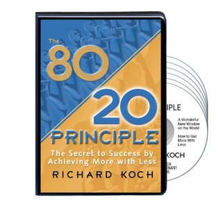 The 80/20 Principle (6 Compact Discs)  by  Richard Koch