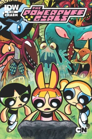 Powerpuff Girls #7  by  Derek Charm