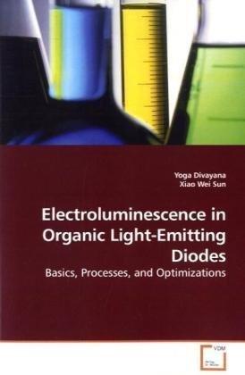 Electroluminescence in Organic Light-Emitting Diodes: Basics, Processes, and Optimizations Yoga Divayana