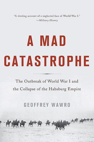 A Mad Catastrophe: The Outbreak of World War I and the Collapse of the Habsburg Empire  by  Geoffrey Wawro