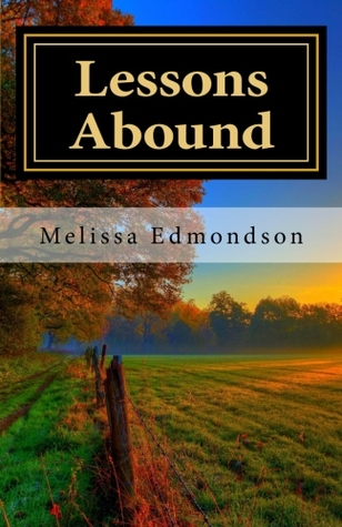 Lessons Abound Melissa Edmondson
