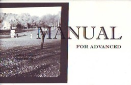 Manual for Advanced Yvette Poorter