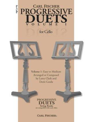 BF38 - Progressive Duets Vol.1 Cello Larry   Clark
