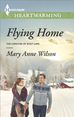 Flying Home  by  Mary Anne Wilson