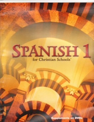 Spanish 1 for Christian Schools Supplements on DVD BJU Press