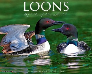 Loons 2015 Wall Calendar  by  NOT A BOOK