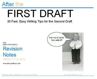 After the first draft  by  Darcy Pattison