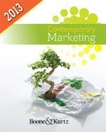 Bundle: Contemporary Marketing, 2013 Update, 15th + Marketing CourseMate with eBook Printed Access Card, 15th  by  Boone/Kurtz