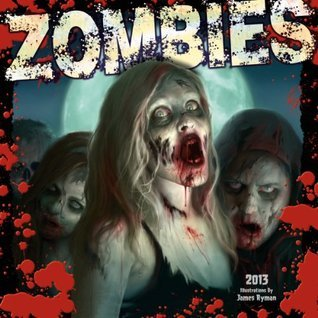 Zombies 2013 Wall James Ryman