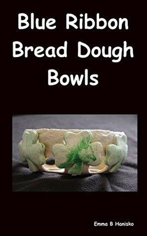 Blue Ribbon Bread Dough Bowls  by  Emma B Hanisko