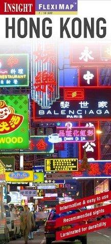 Hong Kong Insight Fleximap Insight Guides