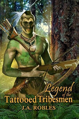Legend of the Tattooed Tribesmen  by  J. Robles