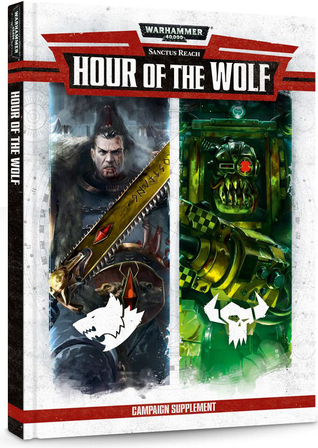 Sanctus Reach: Hour of the Wolf  by  Games Workshop