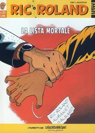 La lista mortale  by  André-Paul Duchâteau