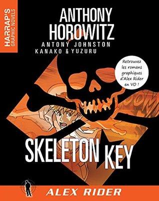 Alex Rider 3 - Skeleton Key VOST  by  Anthony Horowitz