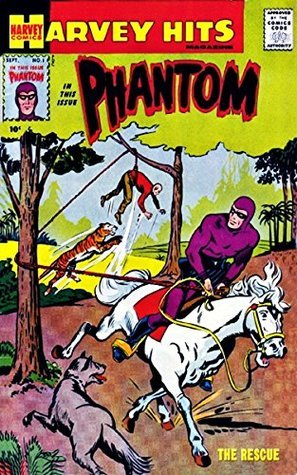 The Phantom Harvey Hits 1957  by  Lee Falk