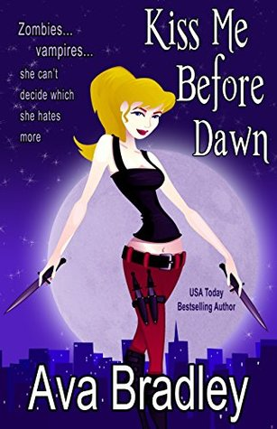Kiss Me Before Dawn  by  Ava Bradley