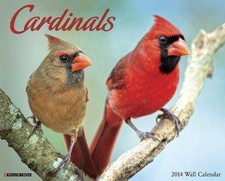 Cardinals 2014 Wall Calendar NOT A BOOK