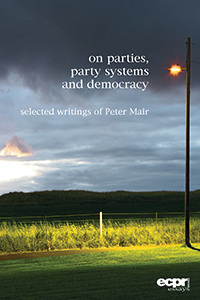 On Parties, Party Systems and Democracy: Selected Writings of Peter Mair  by  Peter Mair
