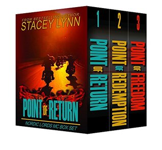 The Nordic Lords MC Box Set (Nordic Lords MC, #1-3)  by  Stacey  Lynn