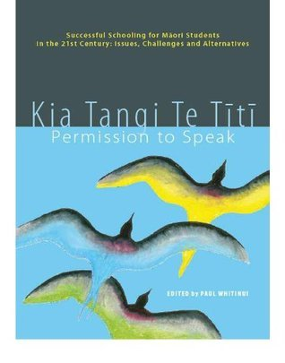 Kia Tangi te Titi: Permission to Speak Joanna Kidman