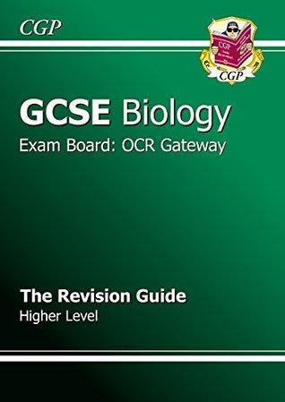 GCSE Biology OCR Gateway Revision Guide CGP Books