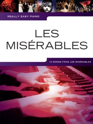 Really Easy Piano: Les Misérables Various