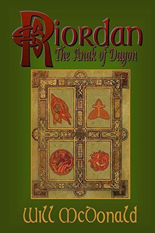 Riordan The Anak of Dagon  by  Will McDonald