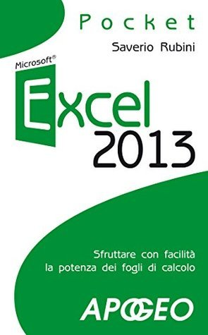 Excel 2013  by  Saverio Rubini