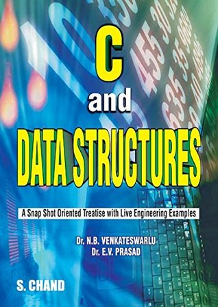 C AND DATA STRUCTURES  by  E.V PRASAD