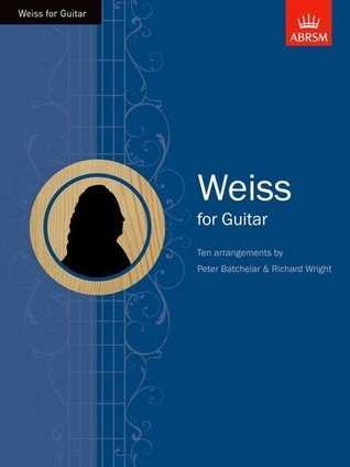 Weiss for Guitar Richard Wright