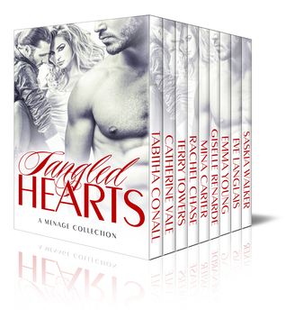 Tangled Hearts: A Menage Collection Catherine Vale