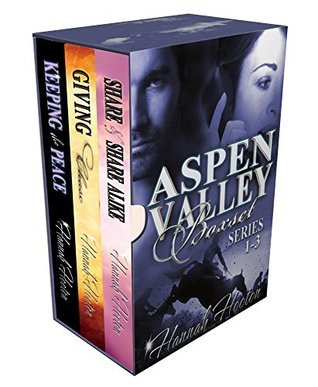 Aspen Valley Series Boxset 1-3  by  Hannah Hooton