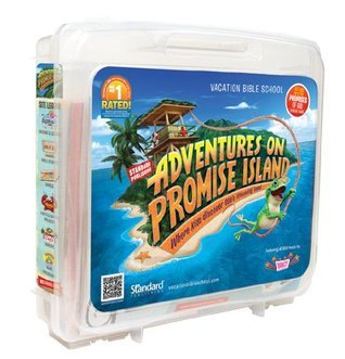 Starter Kit (Vacation Bible School 2012: Adventures on Promise Island)  by  Standard Publishing