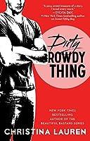 Dirty Rowdy Thing (Wild Seasons series Book 2)