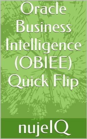 Oracle Business Intelligence (OBIEE) Quick Flip nujeIQ