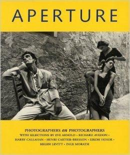 Photographers on Photographers: Aperture 151  by  Helen Levitt