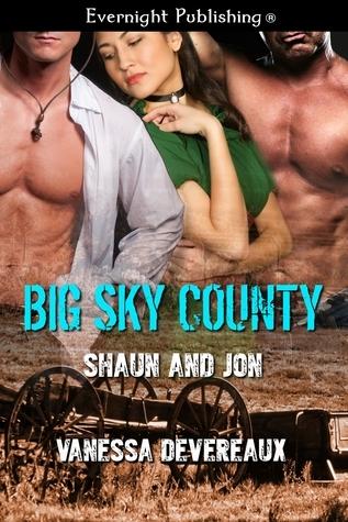 Shaun and Jon (Big Sky County #4)  by  Vanessa Devereaux