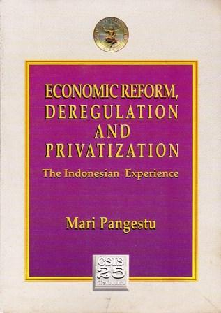 The Boom, Bust and Restructuring of Indonesian Banks  by  Mari Pangestu