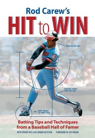 Rod Carews Hit to Win: Batting Tips and Techniques from a Baseball Hall of Famer  by  Rod Carew