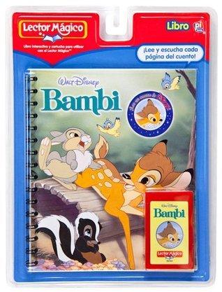 Es Story Book Bambie Los redactores de Lector de Historia