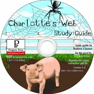 Charlottes Web Study Guide CD-ROM  by  Andrew Clausen