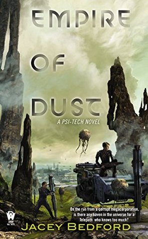Empire of Dust Jacey Bedford