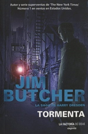 Tormenta (Harry Dresden , #1) Jim Butcher