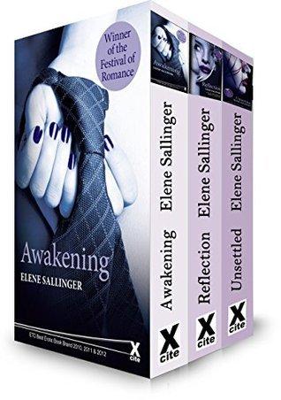Chrysalis Series: Erotic Romance Book Boxset Elene Sallinger