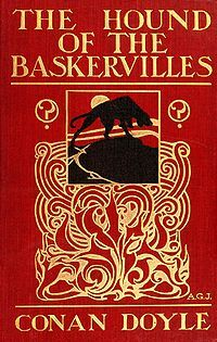 The Hounds of the Baskervilles  by  Arthur Conan Doyle
