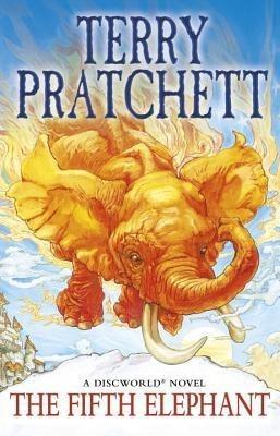 The Fifth Elephant (Discworld, #24)  by  Terry Pratchett