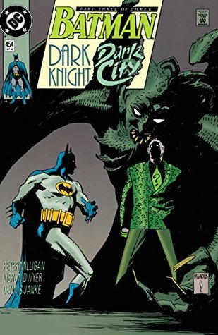Batman (1940-) #454 Peter Milligan